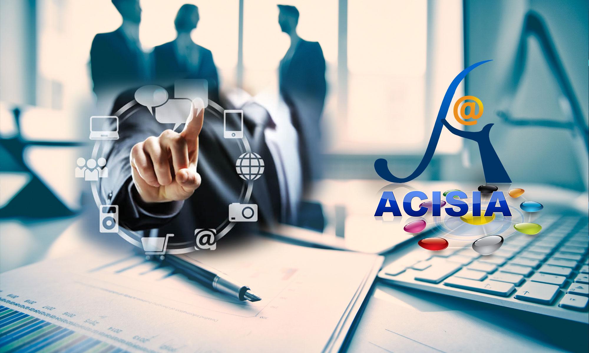 ACISIA - Société de Service en Convergence Informatique